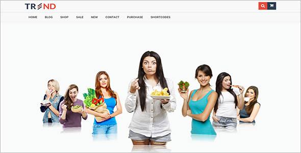 Creative Restaurant Woocommerce Theme