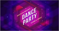 44+ Dance Party Poster Templates