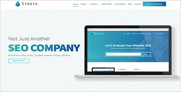 Elegant Seo WordPress Theme