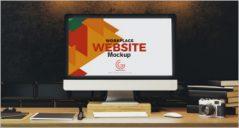 Examples Of Website Mockup