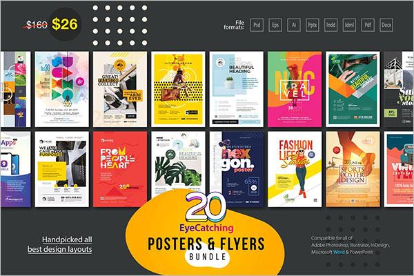 EyeCatching Poster