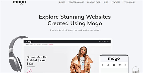 Fastest Shopify ecommerce Theme