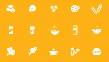 Food Icon Designs