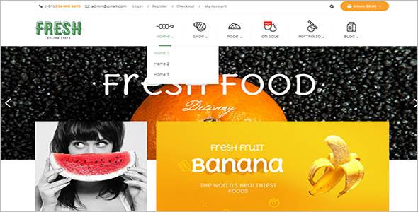 Food & Restaurant WooCommerce Theme
