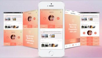 Free Mobile Mockup App Download