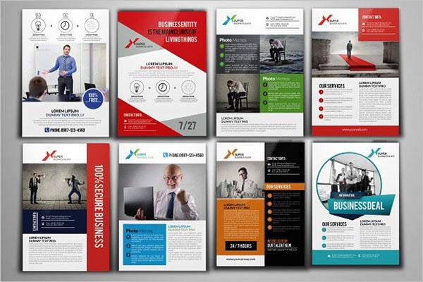 Fresh Business Flyers Design