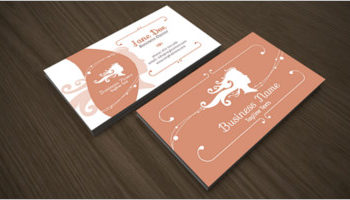 Hair Stylist Business Card Templates
