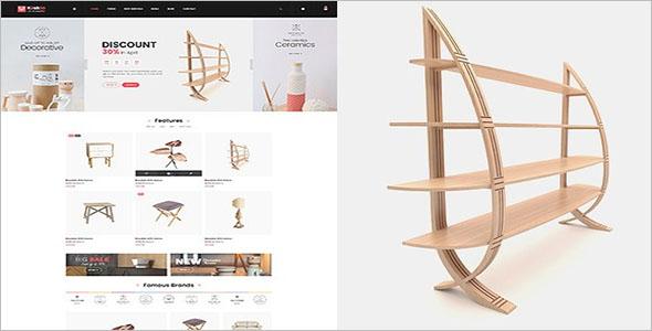 Handmade Shopify Website Theme