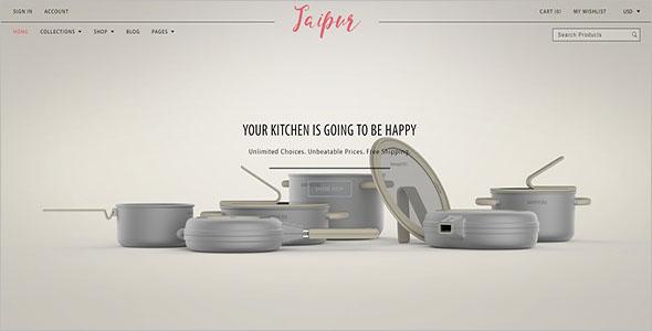 Jaipur Shopify Theme