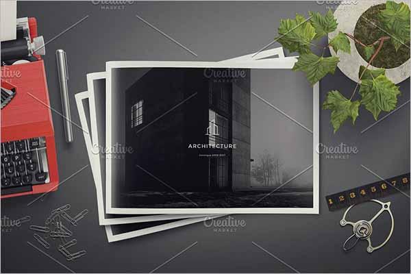Latest Landscape Brochure Design