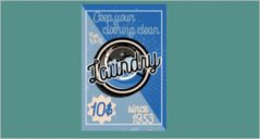 Laundry Poster Designs