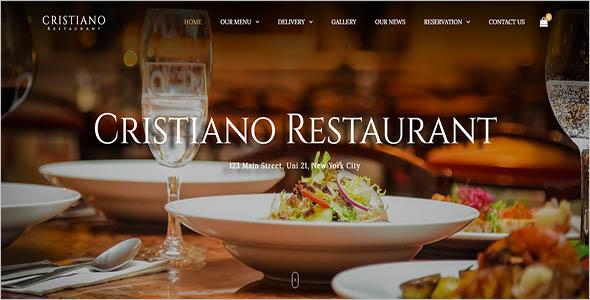 Majesty Restaurant Woocommerce Theme