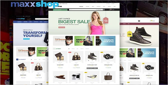 Max Shop Shopify Theme