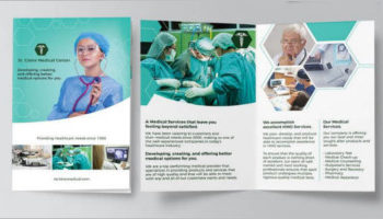 Medical Brochure Designs