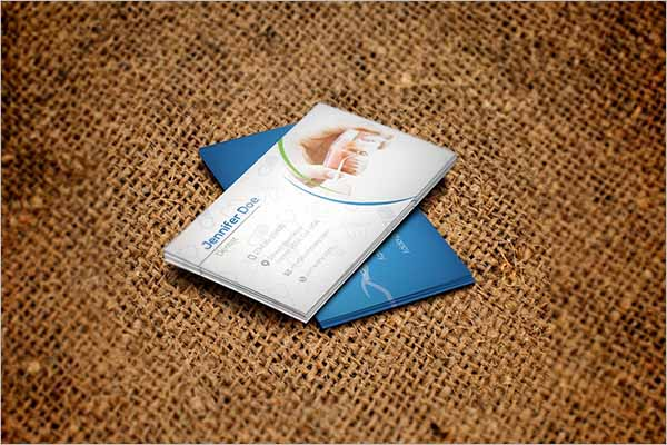 Modern Dental Care Business Card Templates