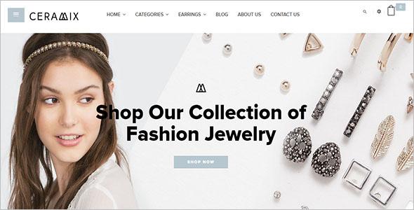 Modern Shopify ecommerce Theme