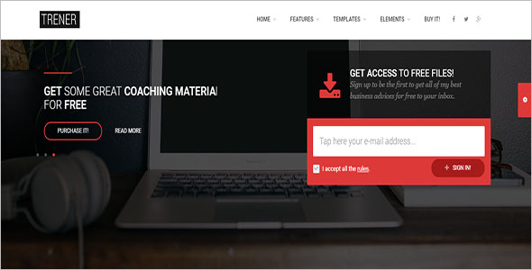 Multipurpose Training Template