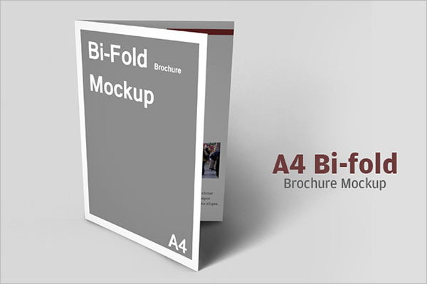 Photography A4 Brochure Template