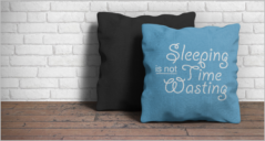 29+ Pillow Cover Mockup Designs