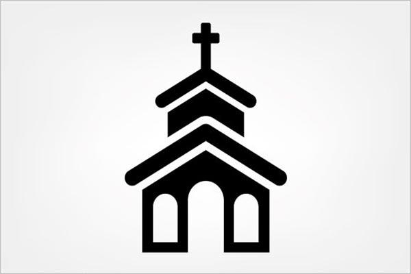 Religious Church Icon
