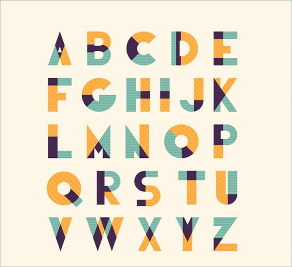 Retro Font For Designer