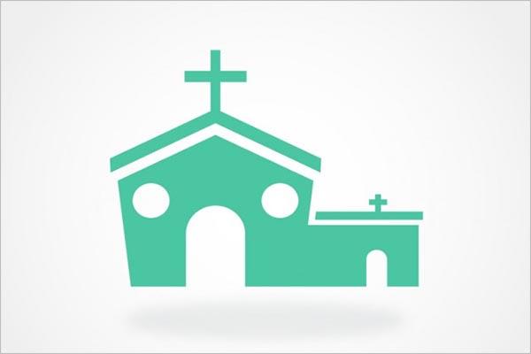 Sample Church Icon Design