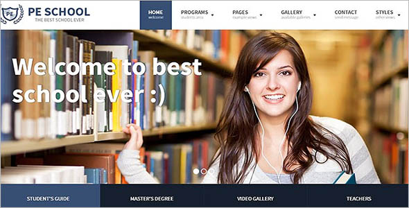 School Directory WordPress Theme