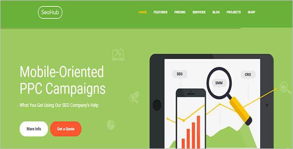 Seo Company eCommerce Website