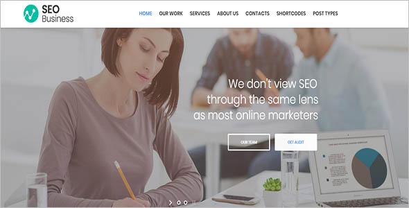 Seo Plan WordPress Theme