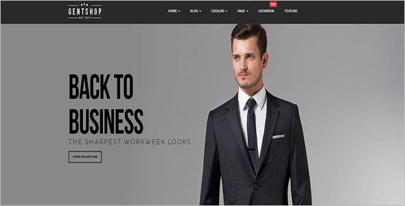 Shopify Responsive Website Theme