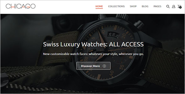 Shopify ecommerce Themes Free