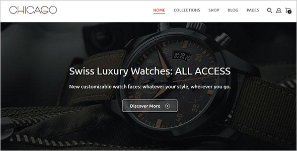 Shopify ecommerce Themes Free