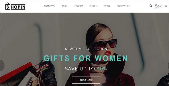 Shopin eCommerce Shopify Theme