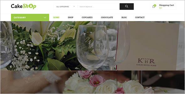SimpleRestaurant WooCommerce WordPress Theme