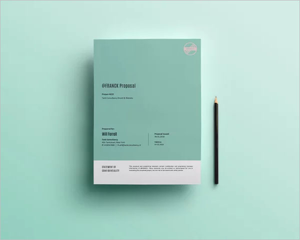 Small Business Report Template