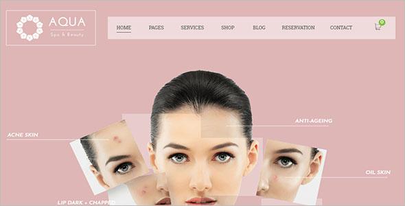 Spa & Beauty Responsive WooCommerce Theme