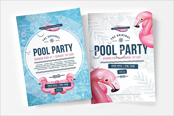 Summer Pool Party Ideas