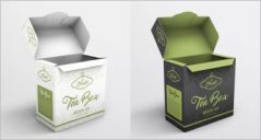 18+Tea Box Mockup