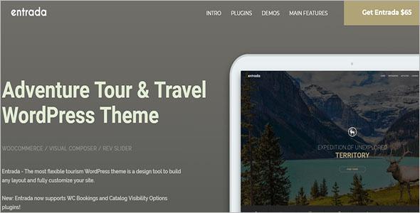 Tour Adventure WordPress Theme