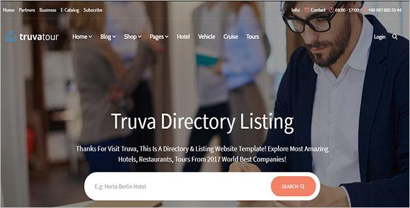 Travels & Tours WordPress Theme