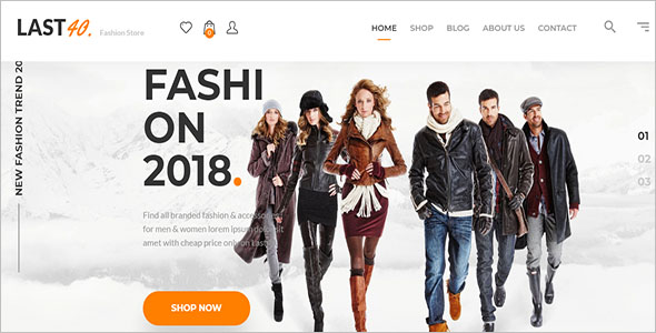 Trendy Ecommerce Shopify Theme