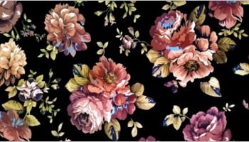 Vintage Floral Textures
