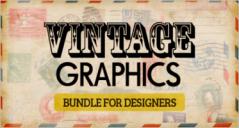 37+ Vintage Graphic Design Templates