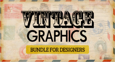 Vintage Graphic Design Templates