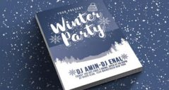 Winter Flyer Templates