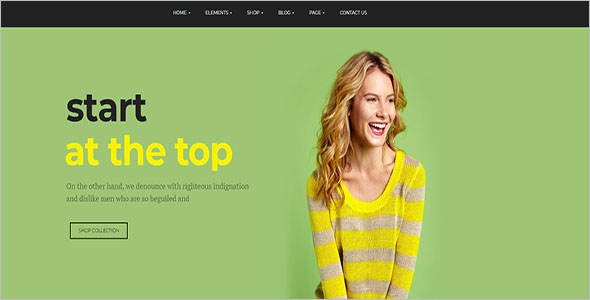 WooCommerce Fashion WordPress Theme