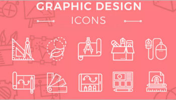 Graphic Design Icons