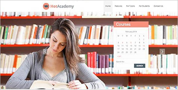 school Education WordPress Theme