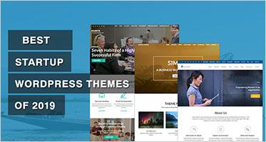 startup creative wordpress theme
