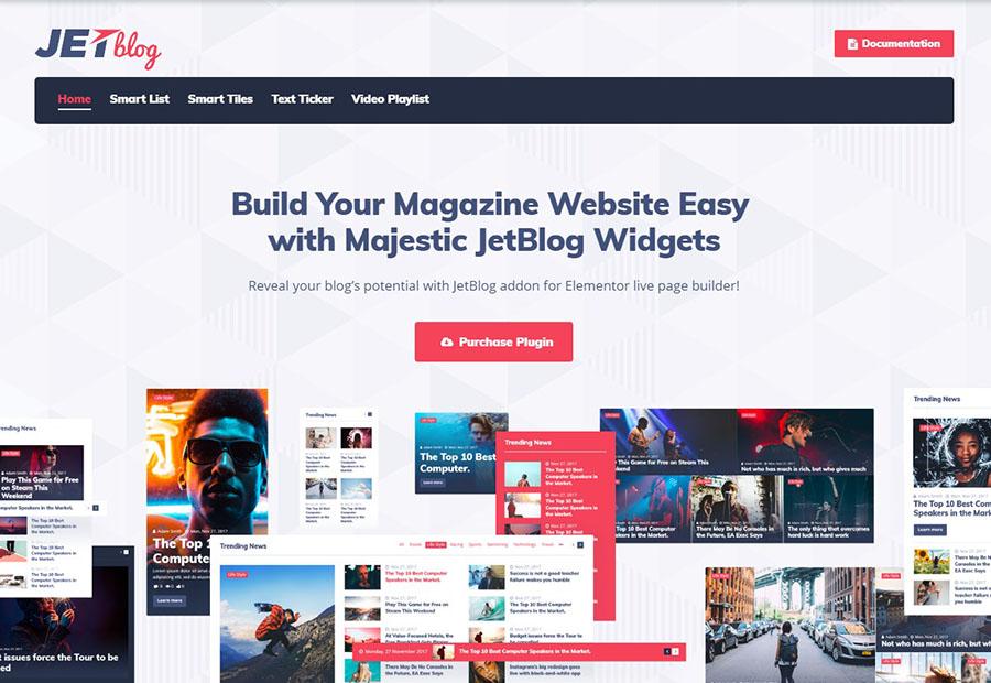 Blogging WordPress Plugin